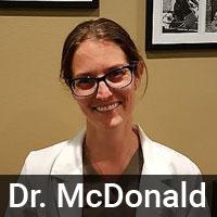 Dr. McDonald